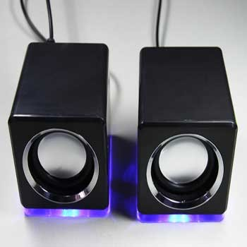 desktop-speaker-led