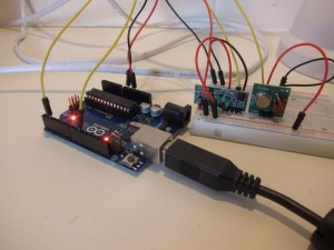 Decoding and sending 433MHz RF codes with Arduino