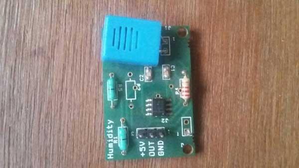 humidity-sensor-module