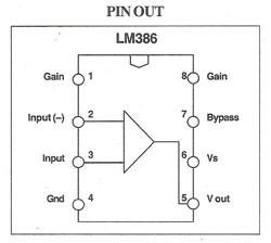 lm386-pin-diagram