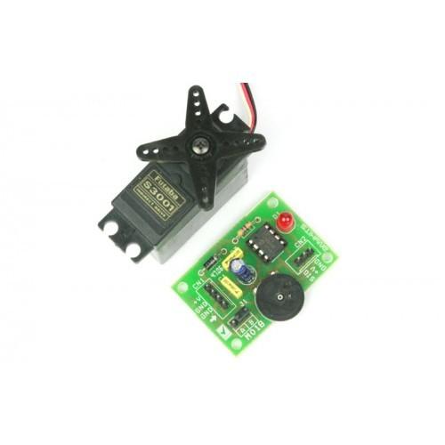 Rc Servo Driver 0 5v Electronics Infoline