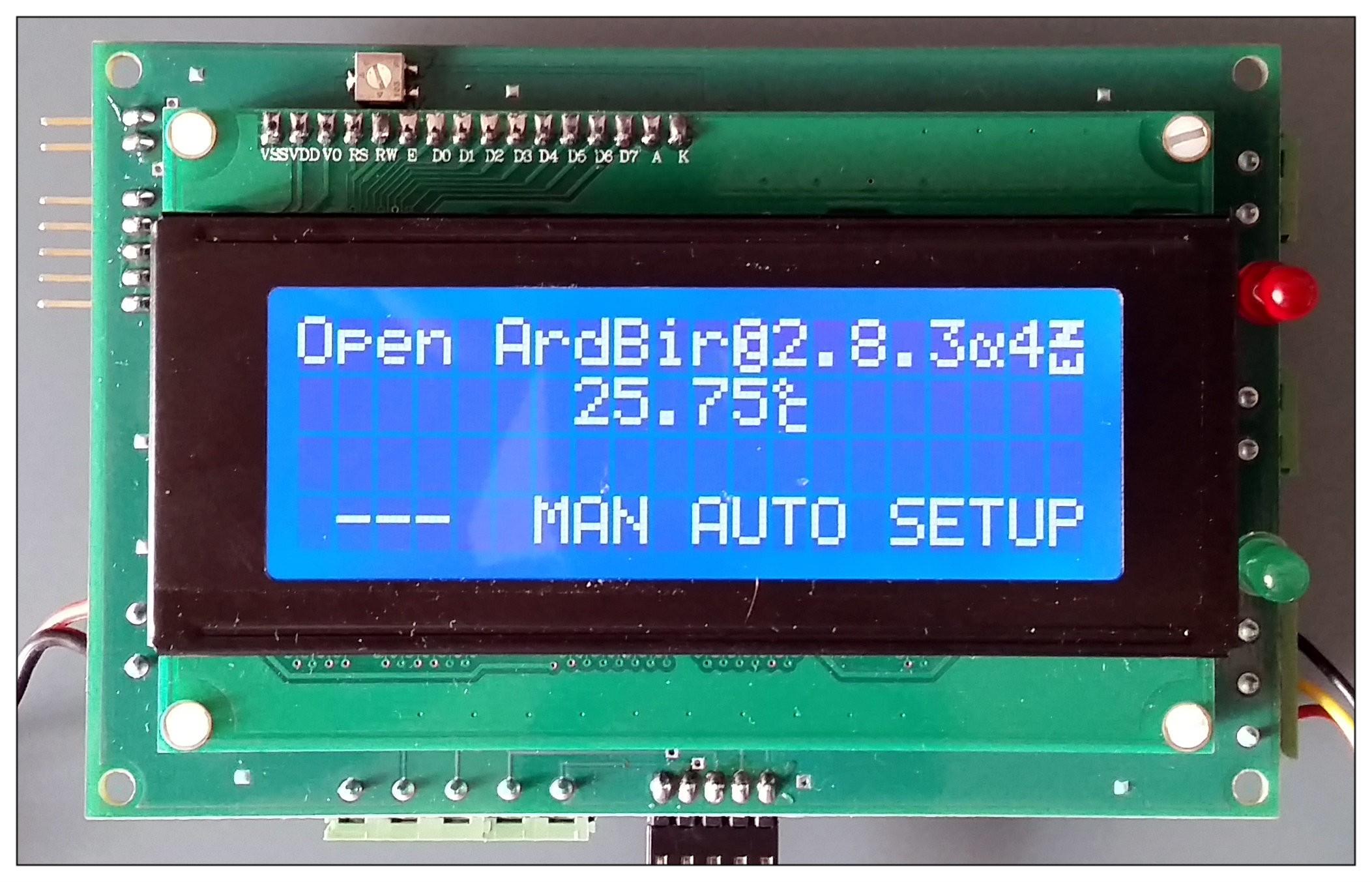 The perfect Beer with Arduino: OpenArdBir project 4