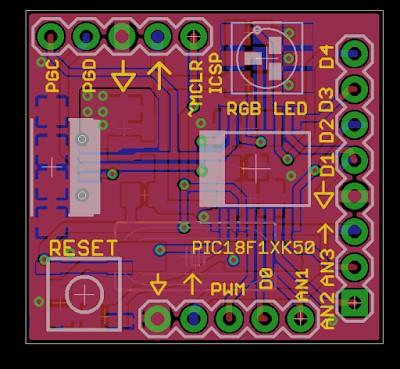 Cross Platform  USB I/O Board With PWM in Qt5 , I/O Board V2 15