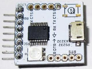 Cross Platform  USB I/O Board With PWM in Qt5 , I/O Board V2 13