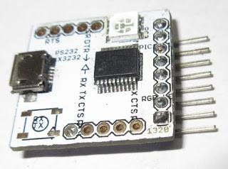 Cross Platform  USB I/O Board With PWM in Qt5 , I/O Board V2 12
