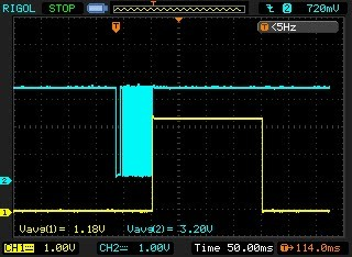 WireFrame FPGA Board : NEC IR Receiver module With VerilogHDL 8