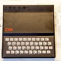 Sinclair ZX81 Kit Build 10