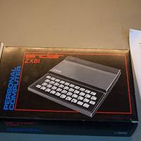 Sinclair ZX81 Kit Build 6