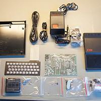 Sinclair ZX81 Kit Build 8