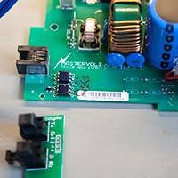 Mastervolt Soladin 600 Optical Interface Noise Fail 5